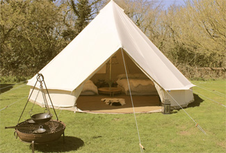 Canvas Bell Tents Shop & Canvas Bell Tents UK | Karma Canvas