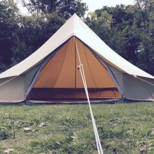 8M Bell Tent