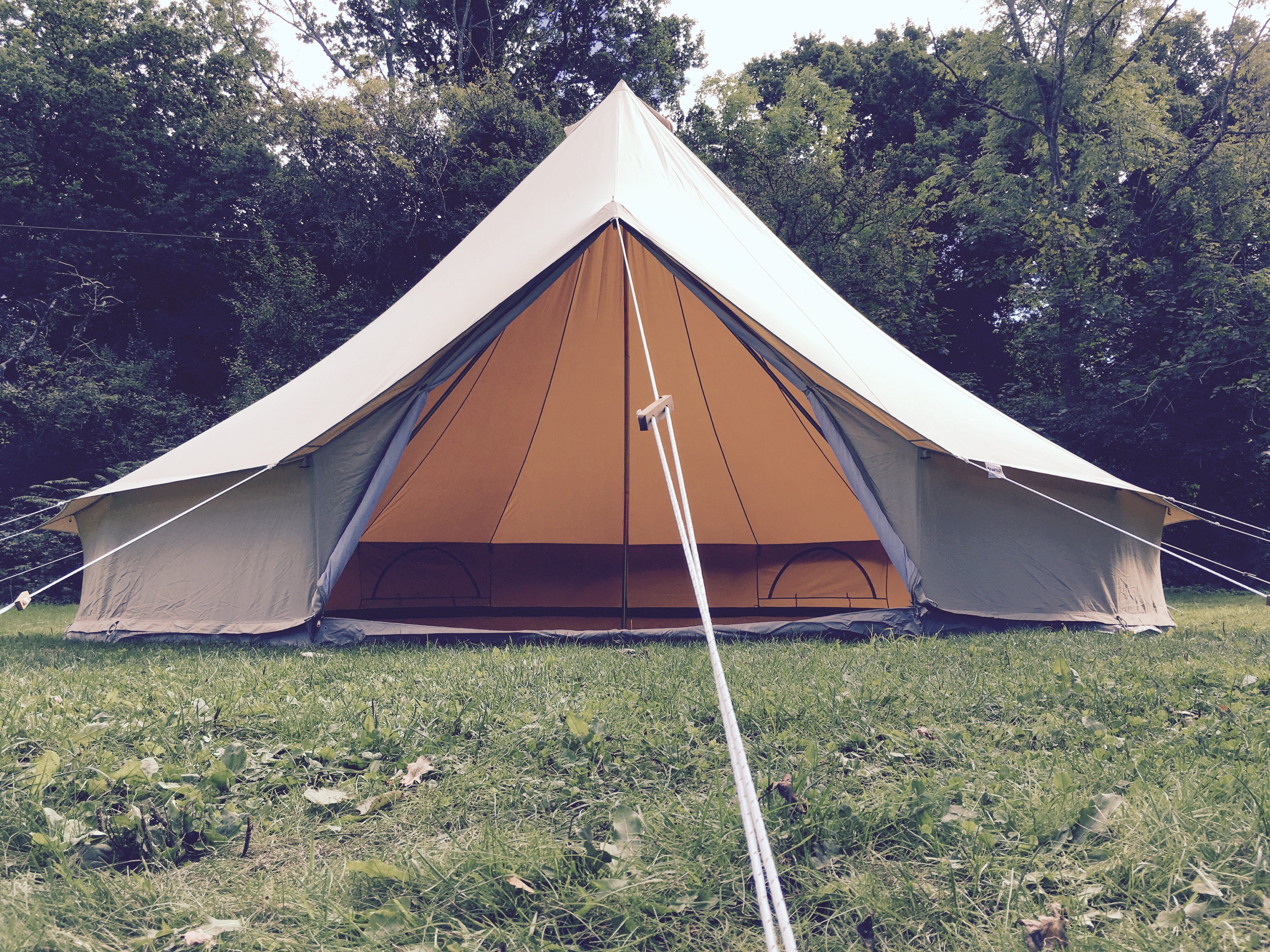 7M Bell Tents & Bell Tents for Sale UK | Karma Canvas